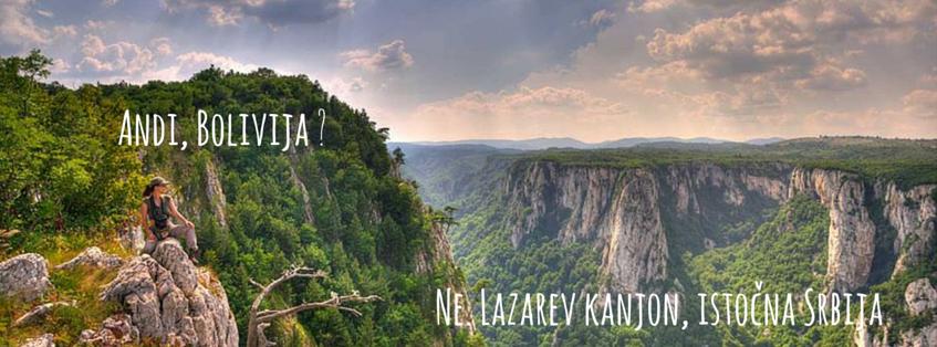 lazarov kanjon